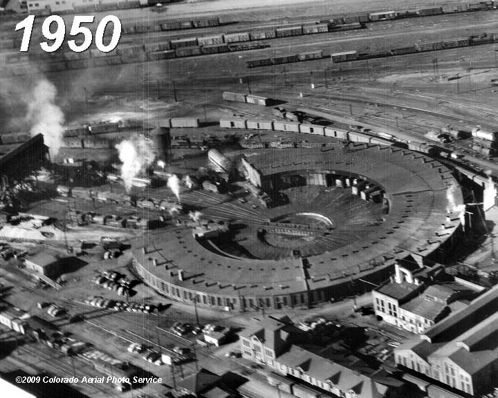 Roundhouse 1950